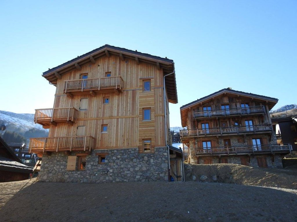 Location appartement Valmorel - Chalet le pont de bois