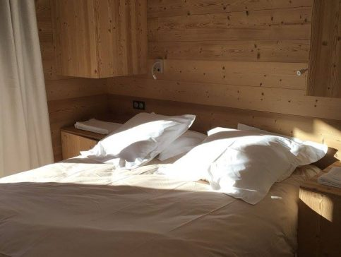 Lit - Location chalet vacance Valmorel